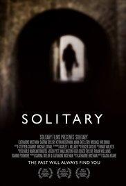 Solitary - Poster / Capa / Cartaz - Oficial 1