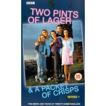 Two Pints of Lager and a Packet Of Crisps (1ª temporada) - Poster / Capa / Cartaz - Oficial 1