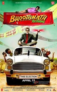 Bhoothnath Returns - Poster / Capa / Cartaz - Oficial 1