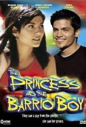 A Princesa e o Rapaz do Bairro - Poster / Capa / Cartaz - Oficial 1