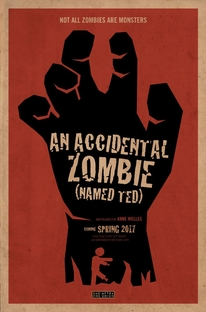 An Accidental Zombie (Named Ted) - Poster / Capa / Cartaz - Oficial 1