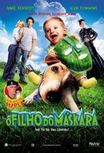 O Filho do Máskara - Poster / Capa / Cartaz - Oficial 1