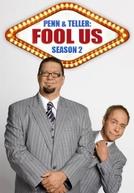Penn & Teller: Fool Us (2º Temporada) (Penn & Teller: Fool Us (Season 2))