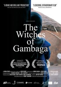 As feiticeiras de Gambaga  - Poster / Capa / Cartaz - Oficial 1