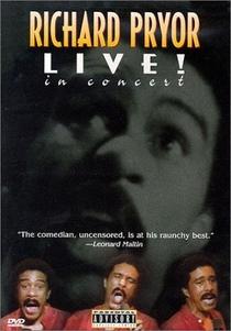 Richard Pryor: Live in Concert - Poster / Capa / Cartaz - Oficial 2