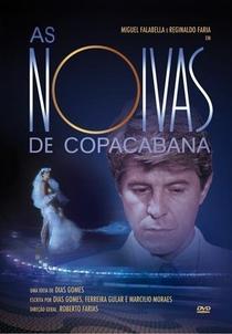 As Noivas de Copacabana - Poster / Capa / Cartaz - Oficial 1
