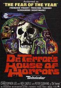 As Profecias do Dr. Terror - Poster / Capa / Cartaz - Oficial 1