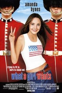 Tudo Que Uma Garota Quer - Poster / Capa / Cartaz - Oficial 5