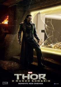 Thor: O Mundo Sombrio - Poster / Capa / Cartaz - Oficial 20