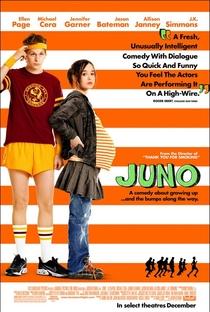 Juno - Poster / Capa / Cartaz - Oficial 1