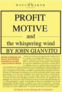 Profit Motive and the Whispering Wind - Poster / Capa / Cartaz - Oficial 1