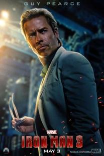 Homem de Ferro 3 - Poster / Capa / Cartaz - Oficial 10