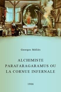 O Alquimista Parafaragamus - Poster / Capa / Cartaz - Oficial 2