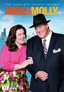 Mike & Molly (4ª Temporada) - Poster / Capa / Cartaz - Oficial 1