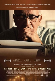 Starting Out in the Evening - Poster / Capa / Cartaz - Oficial 1