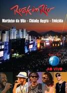 Martinho da Vila, Cidade Negra e Emicida - Ao Vivo Rock In Rio (Martinho da Vila, Cidade Negra e Emicida - Ao Vivo Rock In Rio)