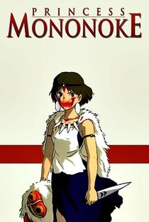 Princesa Mononoke - Poster / Capa / Cartaz - Oficial 26