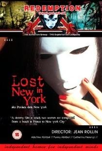 Perdues dans New York - Poster / Capa / Cartaz - Oficial 1