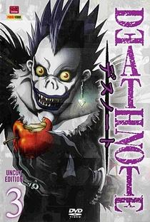 Death Note (1ª Temporada) - Poster / Capa / Cartaz - Oficial 28