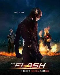 The Flash (2ª Temporada) - Poster / Capa / Cartaz - Oficial 6