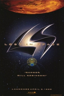 Perdidos no Espaço: O Filme - Poster / Capa / Cartaz - Oficial 4