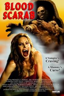 Blood Scarab - Poster / Capa / Cartaz - Oficial 1