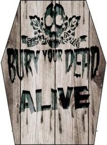 Bury Your Dead: Alive - Poster / Capa / Cartaz - Oficial 1