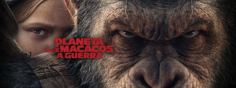 Bilheterias Brasil | Planeta Dos Macacos bate a estreia de Valerian e continua líder