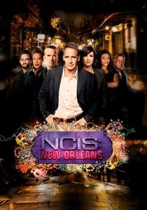 NCIS: New Orleans (5ª Temporada) - Poster / Capa / Cartaz - Oficial 1
