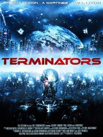 Os Exterminadores - The Terminators - Poster / Capa / Cartaz - Oficial 2