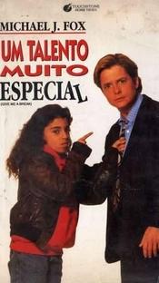 Um Talento Muito Especial - Poster / Capa / Cartaz - Oficial 3
