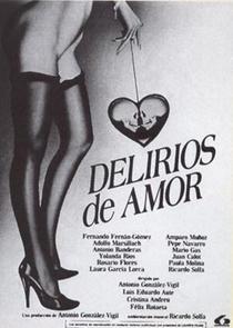Delírios de Amor - Poster / Capa / Cartaz - Oficial 1