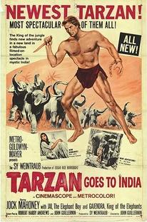 Tarzã Vai à Índia  - Poster / Capa / Cartaz - Oficial 1