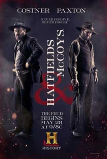Hatfields & McCoys - Poster / Capa / Cartaz - Oficial 1