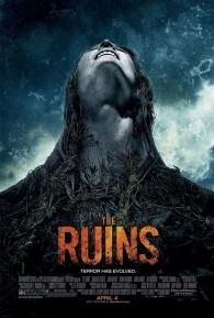 As Ruínas - Poster / Capa / Cartaz - Oficial 1