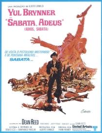 Sabata Adeus - Poster / Capa / Cartaz - Oficial 6