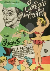 Colégio de Brotos - Poster / Capa / Cartaz - Oficial 1