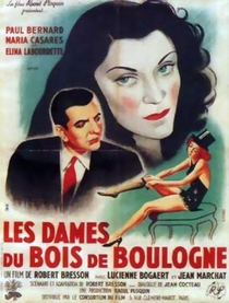 As Damas do Bosque de Boulogne - Poster / Capa / Cartaz - Oficial 2
