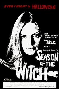 Temporada das Bruxas - Poster / Capa / Cartaz - Oficial 6
