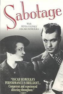 Sabotagem - Poster / Capa / Cartaz - Oficial 3