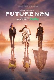 Future Man (2ª Temporada) - Poster / Capa / Cartaz - Oficial 1