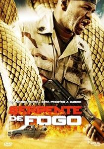 Serpente de Fogo - Poster / Capa / Cartaz - Oficial 4