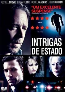 Intrigas de Estado - Poster / Capa / Cartaz - Oficial 3