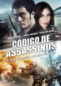 Código de assassinos - Poster / Capa / Cartaz - Oficial 1