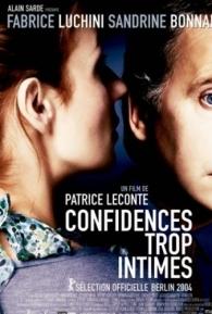 Confidências Muito Íntimas - Poster / Capa / Cartaz - Oficial 2