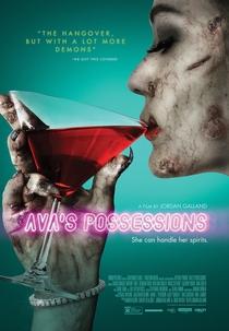 Marcas da Possessão - Poster / Capa / Cartaz - Oficial 2