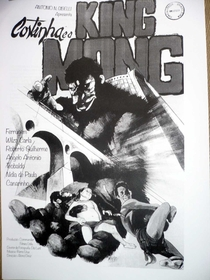Costinha e o King Mong - Poster / Capa / Cartaz - Oficial 2