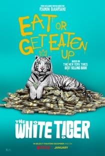 O Tigre Branco - Poster / Capa / Cartaz - Oficial 2