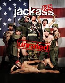 Jackass 2.5 - Poster / Capa / Cartaz - Oficial 1