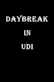 Daybreak in Udi - Poster / Capa / Cartaz - Oficial 1